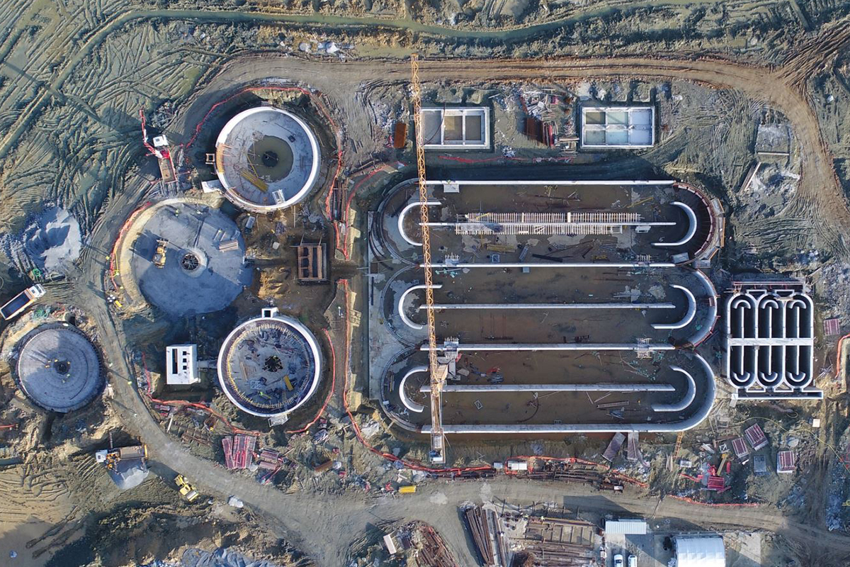 İstanbul New Airport WWTP